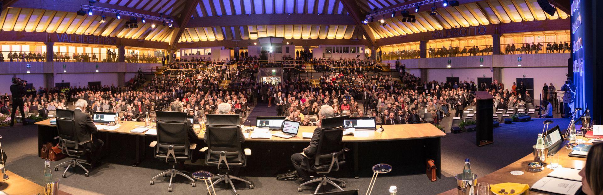 Convegno Banca Popoloare di Sondrio 2017