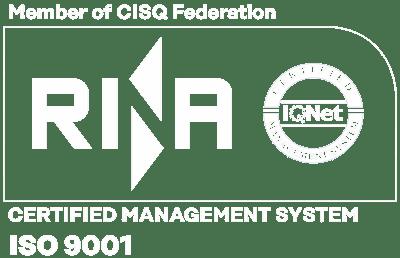 ISO 90012 - RINA