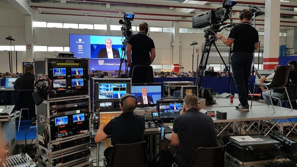 Telecamere Broadcast HD - Digitalnetwork