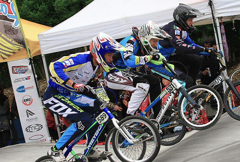 Ciclomania Racing BMX - Sponsorizzazioni Digital Network